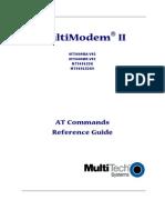 MultiTech MT5600 Manual