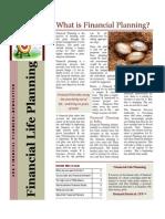 Financial Life Planning Newsletter Jan 2012