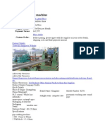 Pipe Making Industry