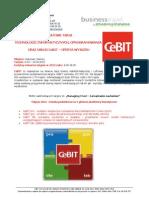 CEBIT 2012_HANNOVER_oferta ogólna