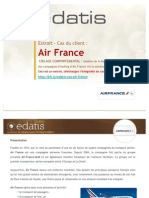E-CRM et Ciblage Comportemental [cas Air France]
