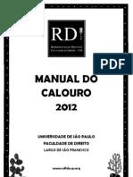 Manual do Calouro - Representação Discente