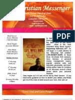 February 12 Newsletter