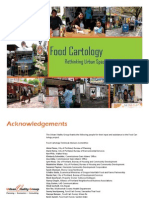 Food Cartology Final Report
