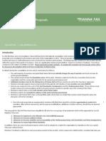 Org Reform Proposals - OMOV Document