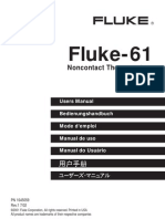 Fluke 61 Manual Umeng0100