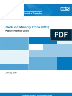 Black and Minority Ethnic Bme Positive Practice Guide