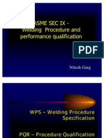 Welding&Inspection WPS&Welder