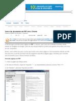 Como Criar Documentos Em PDF Com o Chrome _ Guia Do PC