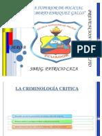 7 CRIMINOLOGÍA CRITICA KDT CAZA PATRICIO