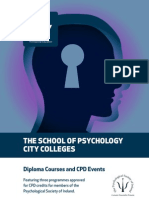 School of Psychology Brochure Feb 20121