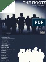 Digital Booklet - How I Got Over