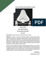 Explicación de la fuente de Duchamp