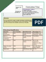 Personal Detail PDF