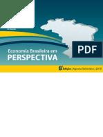Ministerio Da Fazenda Economia Brasileira Em Perpectiva Ago Set10
