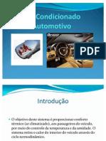 Ar Condicionado automotivo apresentação