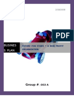 Business Plan Group # 003