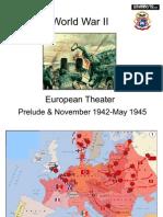 World War II - European Theater