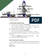 Derecho Penal y Procesal Penal