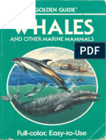 Whales and Other Marine Mammals - A Golden Guide