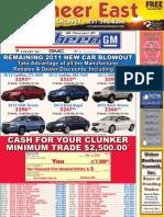 Pioneer East News Shopper, February 13, 2012