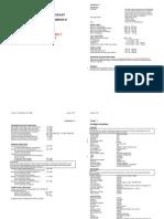 Checklist TurboArrowIV-V PIM