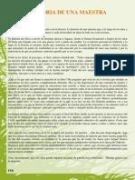 Historia de Una Maestra PDF