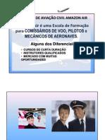 ESCOLA DE AVIAÇÃO CIVIL AMAZON AIR