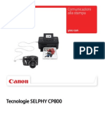 Selphy CP 800