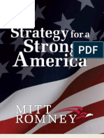 Romney 2008 Campaign Booklet