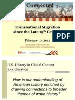 History Connected Y3 Seminar 5