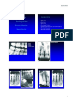 Slide Sobre Anatomia Dos Dentes e Dos Maxilares