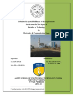 Summer Project Report (Prakhar Gupta ,A2305106167)