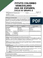 castellanos IV 2A
