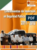 Lineamientos Inversion Municipal 2011 2012