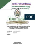 Perfil Final Ictiologia El Filo 18 de Junio