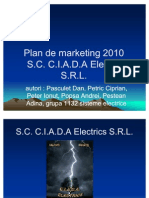 Plan de Marketing 2010 +Final