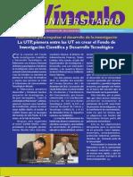 Vínculo Universitario No. 1 - Enero 2012