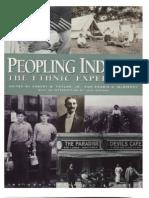1996 Peopling Indiana