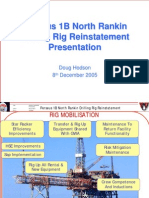 DrillWell Forum Dec05 WOODSIDE Doug Hodson Nth Rankin Rig Reactivation