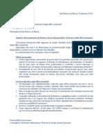 INTERROGAZIONE2 funzionalità uffici comunali 23.01