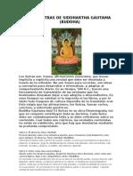 Los 53 Sutras de Siddhartha Gautama (Buddha)