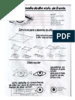 Apostila Olhos - Boca - Nariz - Orelha - Imagens Para Apoio PDF