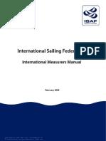 ISAF - International Measurers Manual