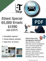 Eblast Special 2012