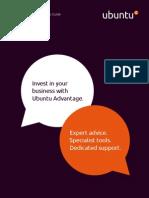 Ubuntu Advantage Services Guide_English