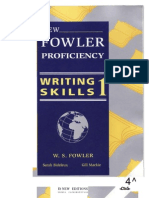 73110693 New Fowler Proficiency Writing Skills 1