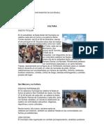 Culturas de Los Departamentos de Guatemala