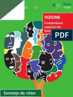 Viziunea Invatamantul Superior Din Romania in 2025