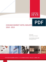 Chicago Hotel Industry 2010-2014